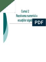 C02-Rezolvarea numerica a ecuatiilor algebrice.pdf