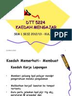 DTT 5224 Kaedah Mengajar 4.ppt