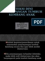 Deteksi Dini Gangguan Tumbuh Kembang Hansel IKA RSUD Tarakan