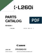 Canon L260i-pc