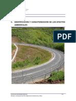 Identificación y Caracterización de Los Efectos Ambientales