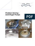 Problem Solving - Centrifugal Pumps