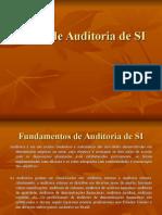 Fundamentos de Auditoria de SI