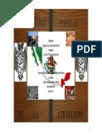 Origen Del Estado Mexicano