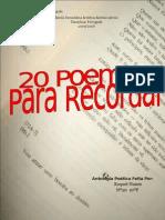 Antologia Poética- Raquel Nunes