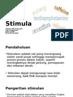 Stimulans