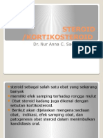 STEROID Kuliah FKG Nov 2013 Baru
