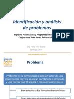 Identificación y Análisis de Problemas