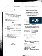 P7-2000 - Normativ Privind Fundarea C-tiilor Pe Pamanturi Sensibile La Umezire