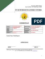 Course Plan TI