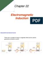 22 Electromotive Induction