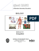 Biology M19 Ecosystem 2