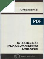 Le Corbusier Planejamento Urbano