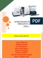 AAS (Kimia) Instrumentasi