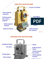 Total Station South 350R