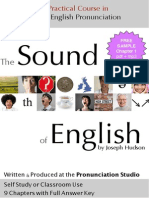 The Sound of English Free Sample