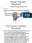 Porters 5 Forces