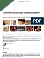 Breve História Do Teatro - Disciplina - Arte