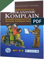 7. Implementasi Mekanisme Komplain Agar Kebijakan Berpihak Kepada Masyarakat Miskin (1)