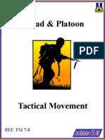 Platoon Squad Movement