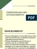 Fisiopatológica del envejecimiento