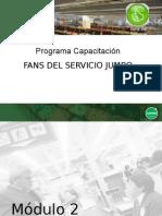 Módulo 2 - Fans Del Servicio Rev JCL