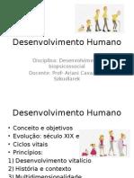 Desenvolvimento Humano
