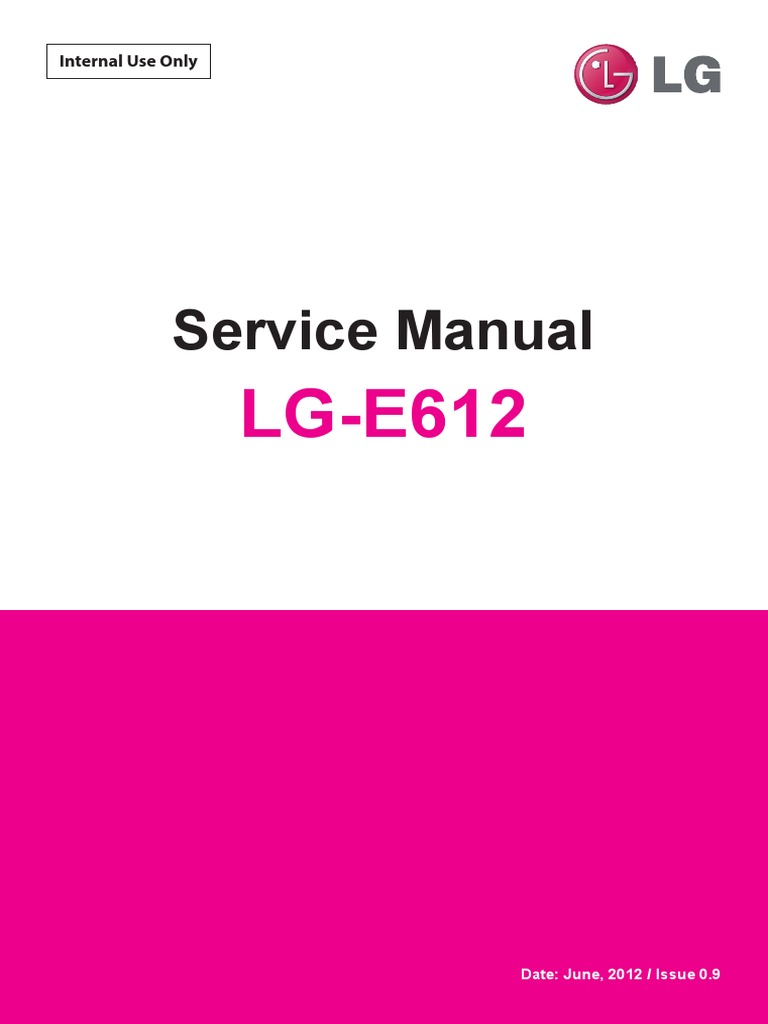 Smartphone entry level LG E612: a characteristic of software and hardware capabilities