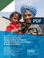 R2P POC Policy Guide