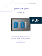 DVR Server Manual(V6.35G)
