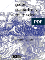 Julien, Philippe (2011). Dejarás a Tu Padre y a Tu Madre. Ed. Siglo XXI