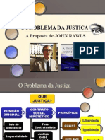 O Problema Da Justiça-Rawls