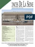 Edition Du Jeudi 05 Mars 2015