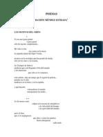 POEMAS Ramon Mendez