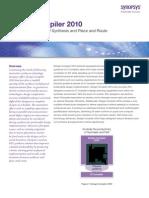 DesignCompiler2010 Ds