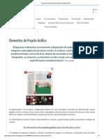 Tudo Sobre Revistas_ Elementos Do Projeto Gráfico