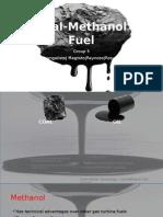 Coal-Methanol Fuel 5C