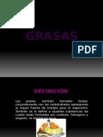 Grasas Expo