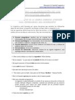 Ficha para la elaboración de los estatutos