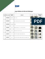 AC Delco Kits de Embreagem 2013