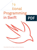 Functional Programming in Swift (2014!10!01)