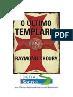 Raymond Khoury - O Ultimo Templario.rev