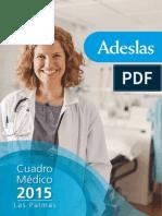 Cuadro Médico Adeslas