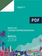 Endeavour Brasil Municípios Empreendedores