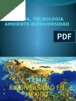 Exposición Ambiente-Biodiversidad