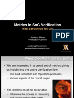 Module Metrics Soc Verification Session3 What Can Metrics Tell Us Ameyer