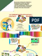 Presentacion de Comunicacion Educativa