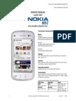 SERVICE MANUAL N97_RM-505
