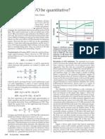Can P-wave AVO Be Quantitative