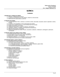 Gua unam quimica urtaz Image collections
